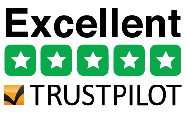 Trustpilot Excellent review badge for Hot Tub Hire Merseyside
